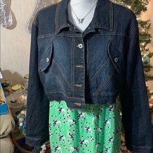 Destiny jean jacket